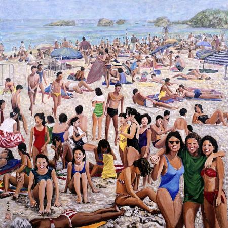 komi-chen-sun-bathing-1987