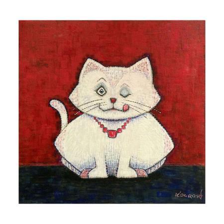 kourosh-white-cat