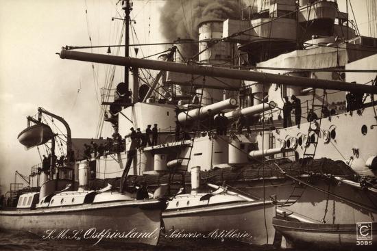 kriegsschiff-s-m-s-ostfriesland-schw-artillerie