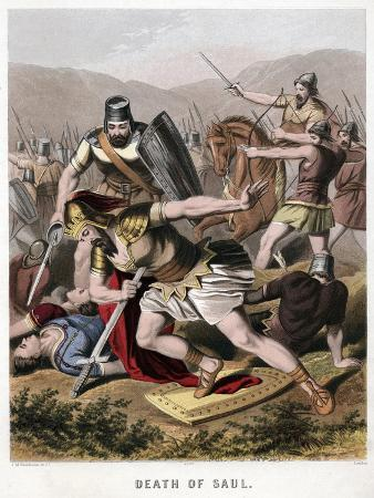 kronheim-co-death-of-saul-and-his-armour-bearer-in-battle-with-the-philistines-1870