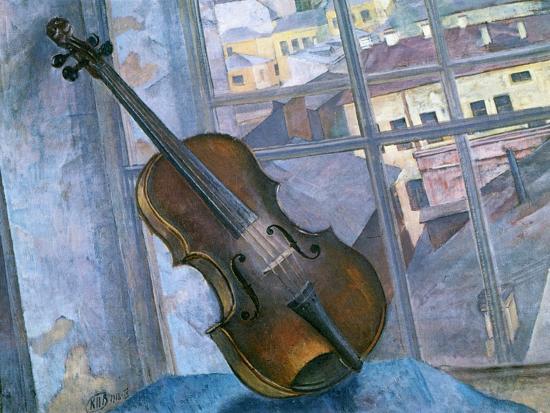 kuz-ma-petrov-vodkin-still-life-with-a-violin-1918