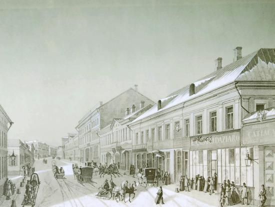 kuznetsky-most-moscow-russia-1840s