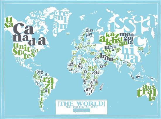 kyle-courtney-harmon-the-world-2011-political-map-light-blue