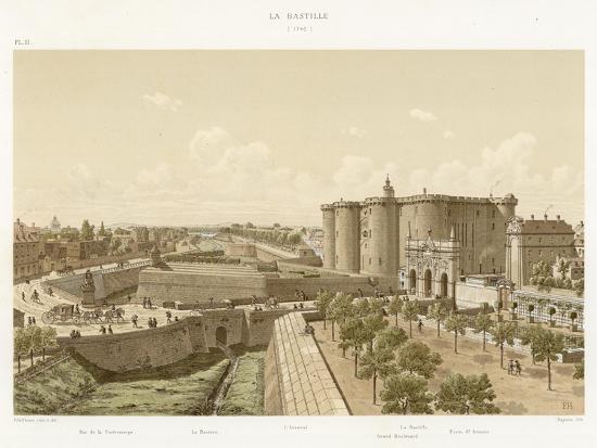 la-bastille-1740