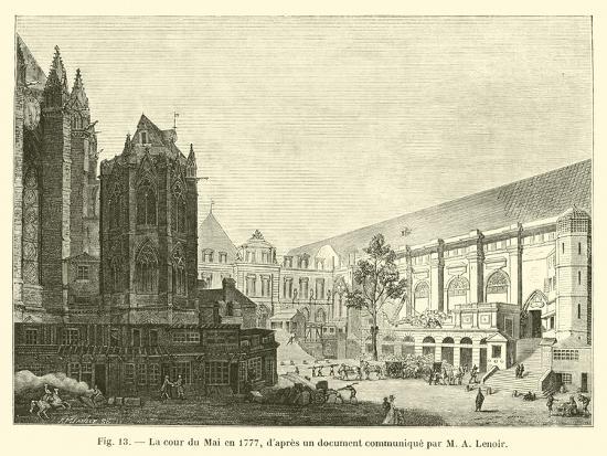la-cour-du-mai-en-1777-d-apres-un-document-communique-par-m-a-lenoir