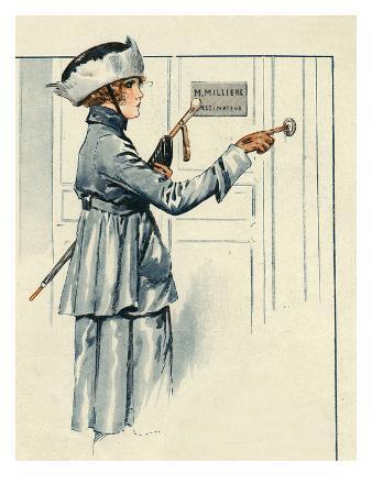 la-vie-parisienne-maurice-milliere-1919-france