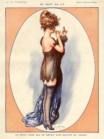 la-vie-parisienne-maurice-milliere-1920-france
