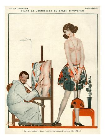 la-vie-parisienne-zaliouk-1923-france
