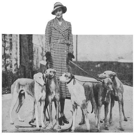 lady-weymouth-with-her-greyhounds