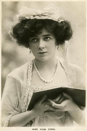 lallie-charles-hilda-coral-british-actress-c1900s