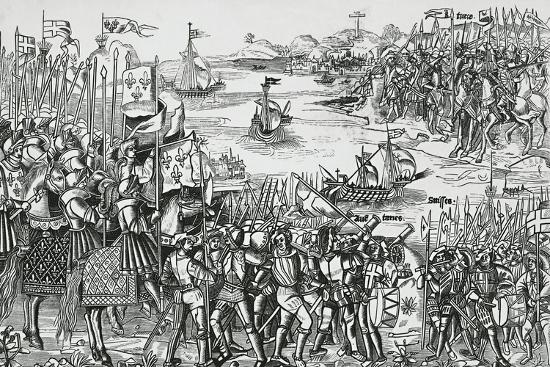 landing-of-crusaders-at-damietta-may-1218