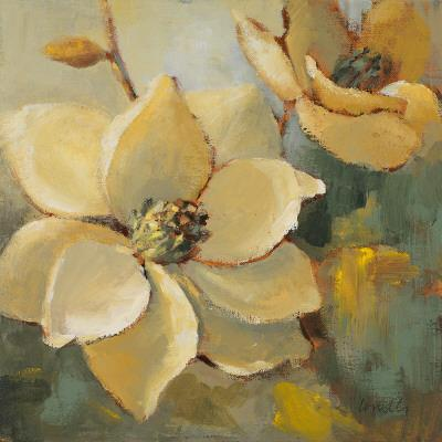 Magnolias After The Rain I Art Print By Lanie Loreth At