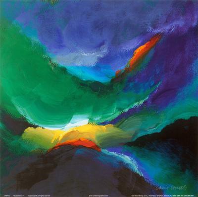 Ocean Dance I Art Print By Lanie Loreth At Art Com