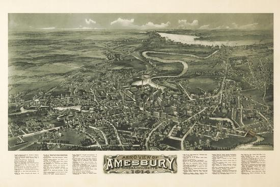lantern-press-amesbury-massachusetts-panoramic-map