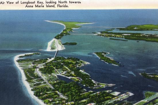 lantern-press-anna-maria-island-florida-aerial-view-of-island-longboat-key