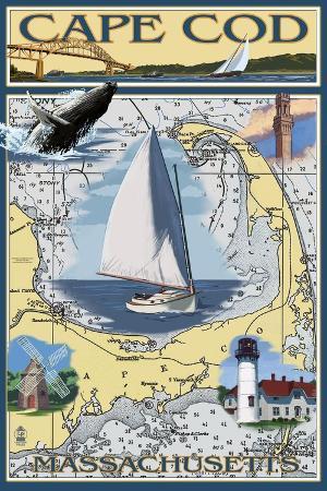 lantern-press-cape-cod-massachusetts-chart-views