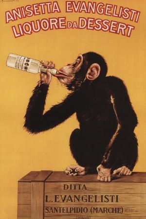 lantern-press-italy-anisetta-evangelisti-liquore-da-dessert-promotional-poster