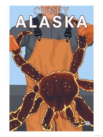 lantern-press-king-crab-fisherman-curry-alaska