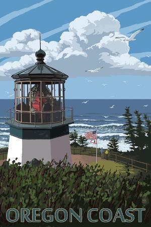 lantern-press-lighthouse-scene-oregon-coast