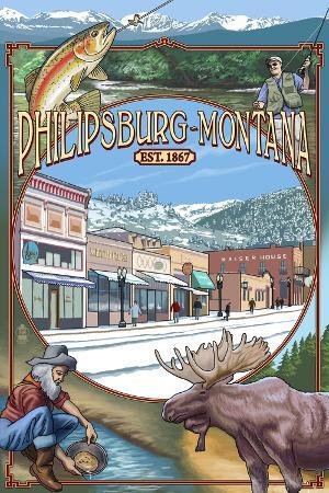 lantern-press-philipsburg-montana-montage