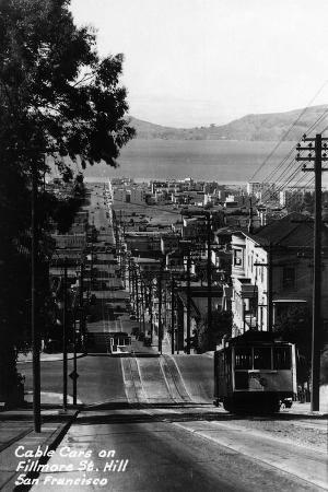 lantern-press-san-francisco-california-cable-cars-on-fillmore-street-hill