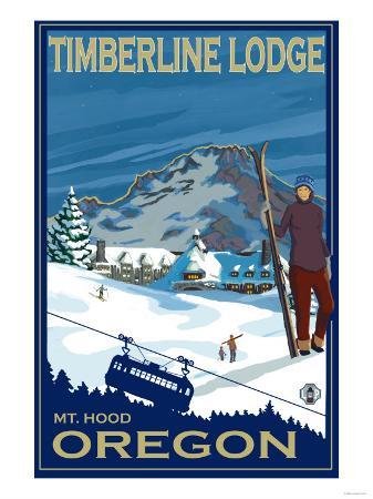 lantern-press-timberline-lodge-mt-hood-oregon