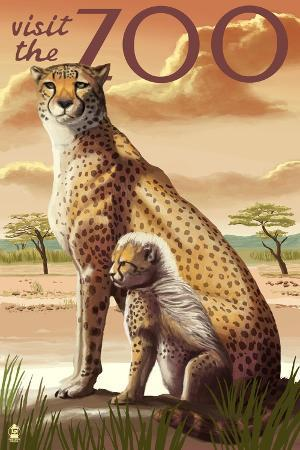 lantern-press-visit-the-zoo-cheetah-view