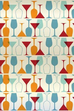 lantern-press-wine-and-martini-glass-pattern