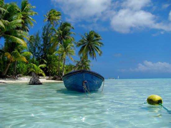lawrence-da-luz-photography-blue-skiff-bora-bora-lagoon