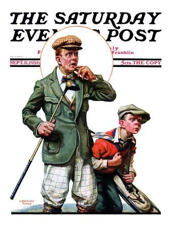 lawrence-toney-hole-in-one-saturday-evening-post-cover-september-11-1926