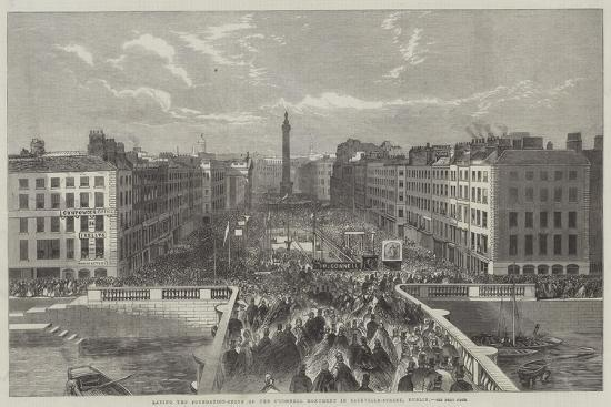 laying-the-foundation-stone-of-the-o-connell-monument-in-sackville-street-dublin
