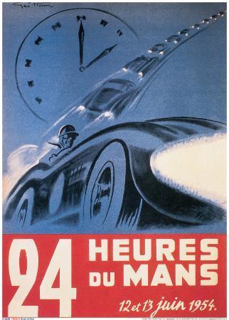 le-mans-12-et-13-juin-1954