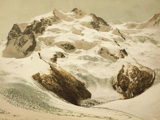 le-mont-rose-paysage-de-montagne