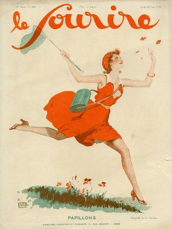le-sourire-1930-france