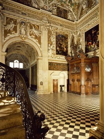 left-transept-of-side-chapel-in-santa-maria-maggiore-basilica-bergamo-italy-12th-17th-centuries
