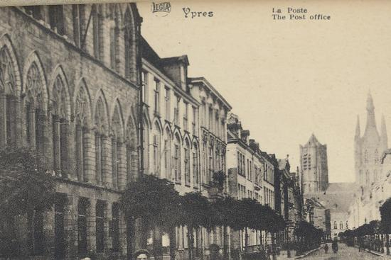 legia-ypres-avant-et-apres-la-guerre-the-post-office-of-ypres-before-the-bombings-of-wwi