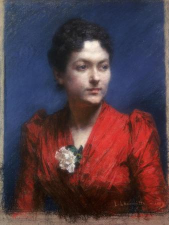 leon-augustin-lhermitte-madame-lambert-1889