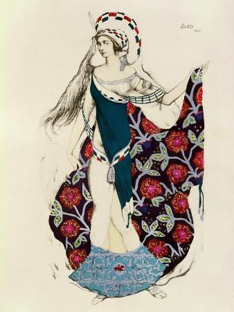 leon-bakst-costume-design-for-a-woman-from-judith-1922