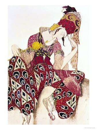leon-bakst-costume-design-for-nijinsky-in-the-ballet-la-peri-by-paul-dukas-1911