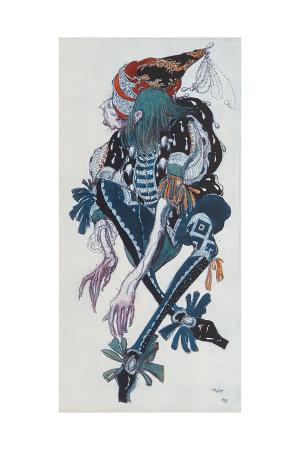 leon-bakst-costume-design-for-the-pageboy-of-the-wicked-fairy-carabosse-from-sleeping-beauty-1918