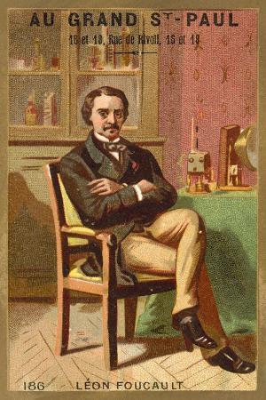 leon-foucault-french-physicist