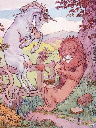 leonard-leslie-brooke-the-lion-and-the-unicorn