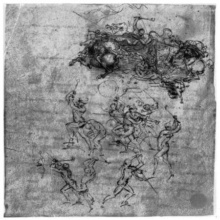 leonardo-da-vinci-study-for-the-battle-of-anghiari-1503