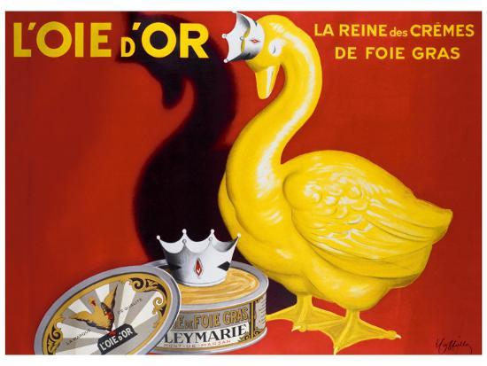 leonetto-cappiello-l-oie-d-or