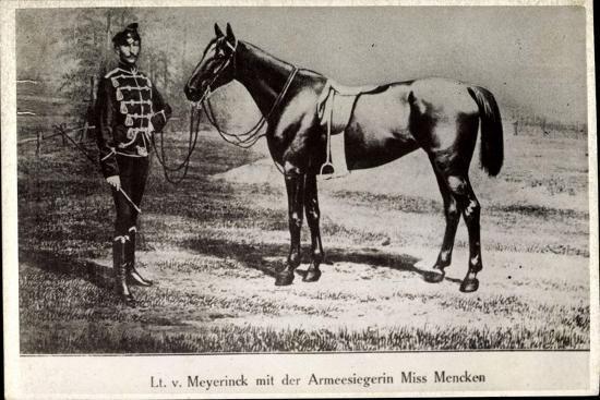leutnant-hans-von-meyerinck-mit-pferd-miss-mencken-geb-1846-gest-1915