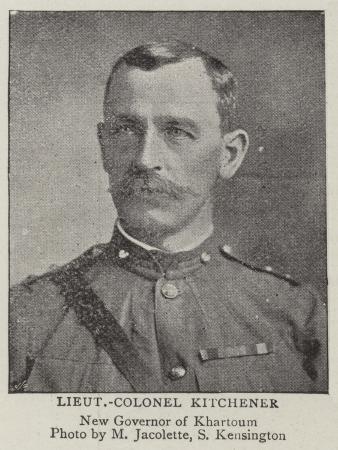 lieutenant-colonel-kitchener