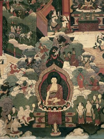 life-of-buddha-sakymuni-the-armies-of-mara-attacking-the-blessed