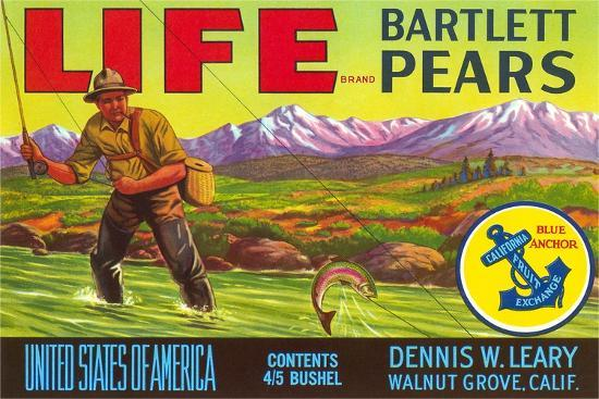 life-pear-label