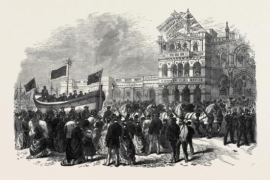 lifeboat-festival-procession-at-exeter-uk-1869