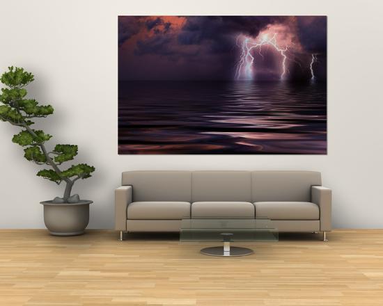 lightning-over-the-sea